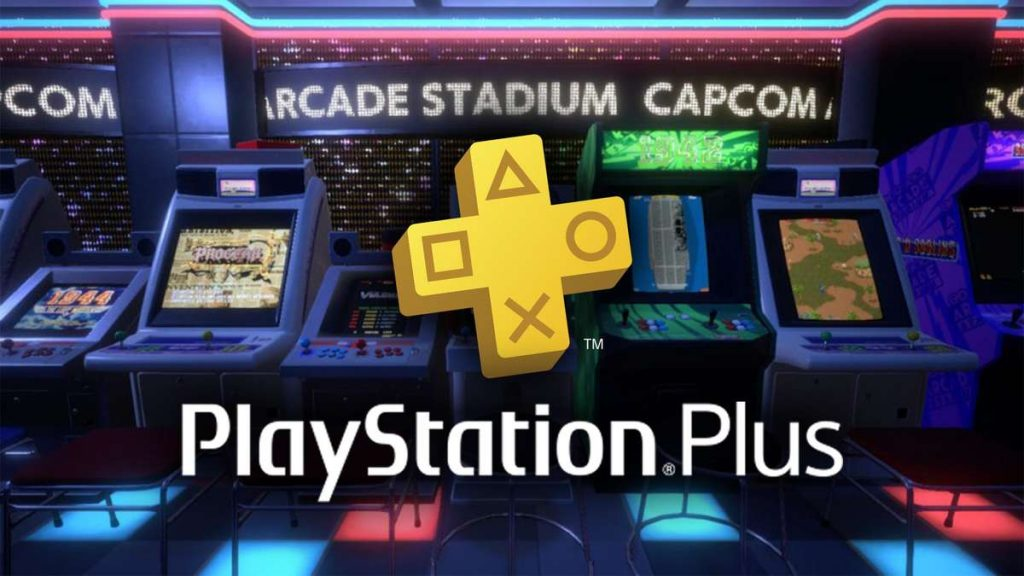 PS Plus - Free Bonus Game For Members - Dust Off Classic Arcade Games For Free