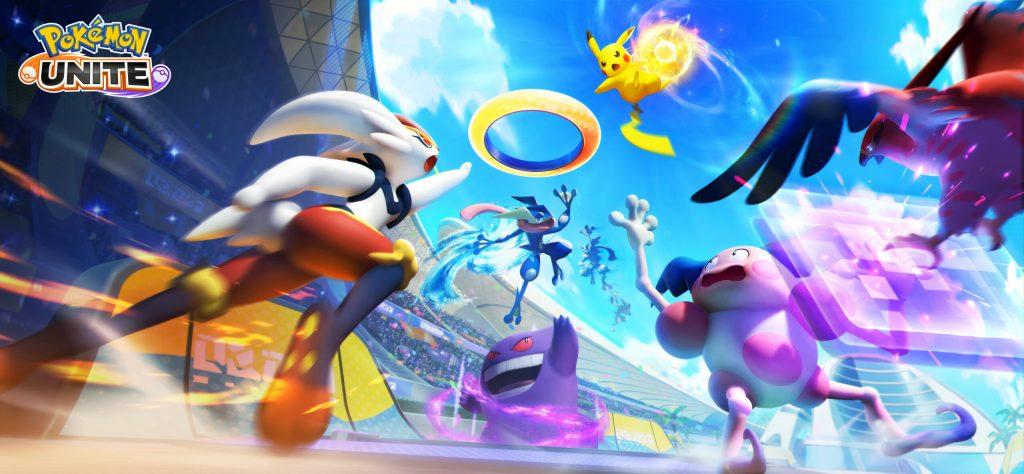 Pokémon UNITE Network Trial June 24-26 [Update] • Nintendo Connect