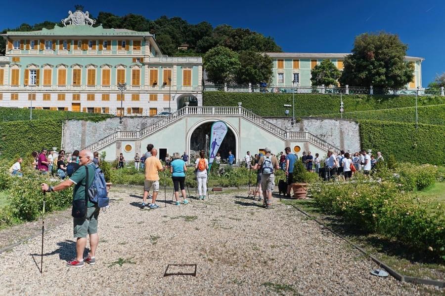 Voltri, in Villa Duchessa extraordinary opening of the Grotta della Cisternaa - Lavocedigenova.it