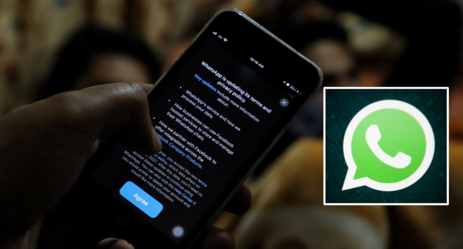WhatsApp will not block the account of those who reject privacy policies