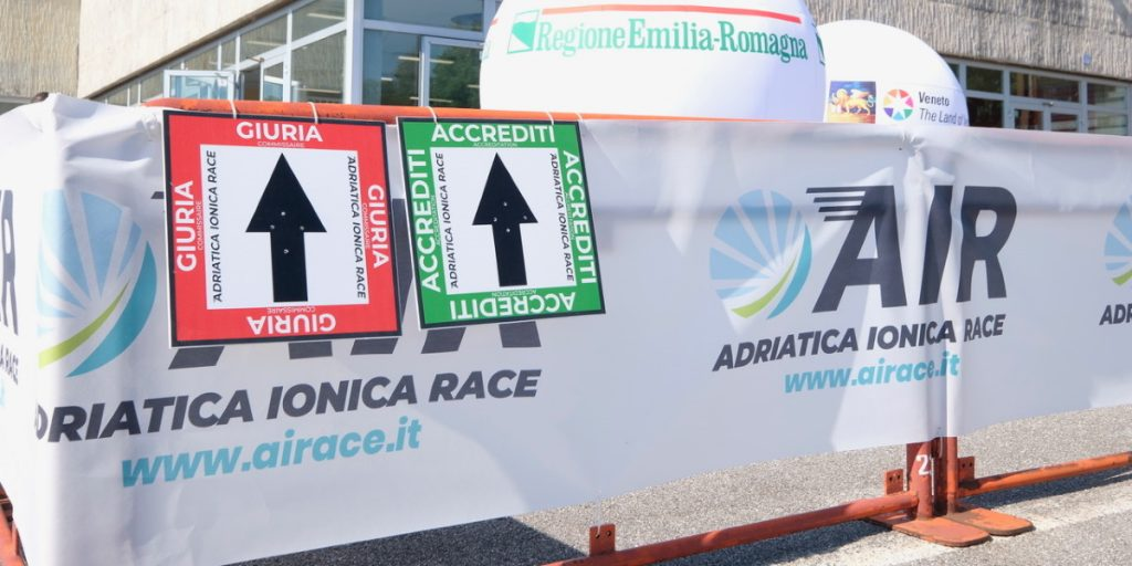 Where to follow the Adriatica Ionica Race on TV and streaming?  Race live on RaiSport