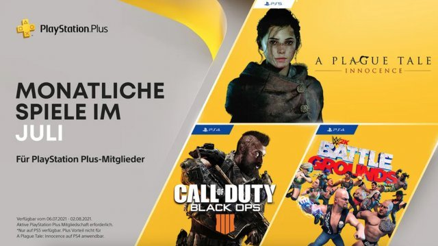 Black Ops 4 available starting July 6 on Playstation Plus