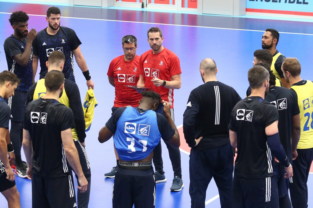 EdF (M) |  The 15-player roster for the Olympics