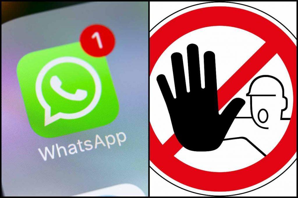 WhatsApp, ban for those who use alternative applications like GB WhatsApp