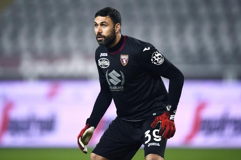 Turin goalkeeper Juric chooses Milinkovic Savic and unloads Sirigu