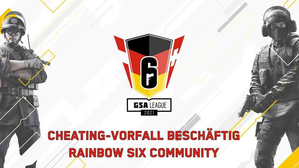 Rainbow Six GSA Levo Cheating
