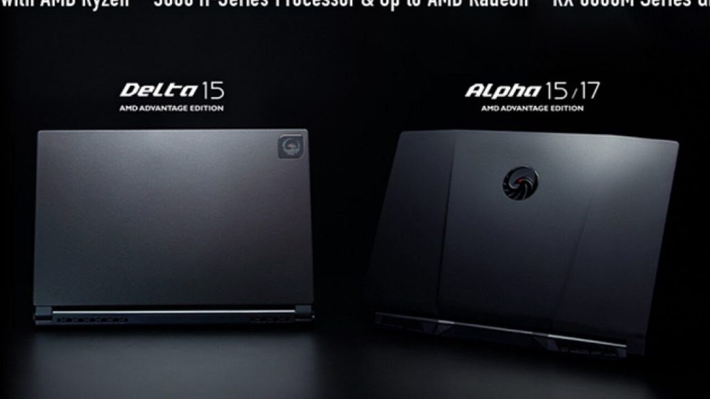 laptop with Ryzen 5000H and RX 6700M weighs only 1.9 kg