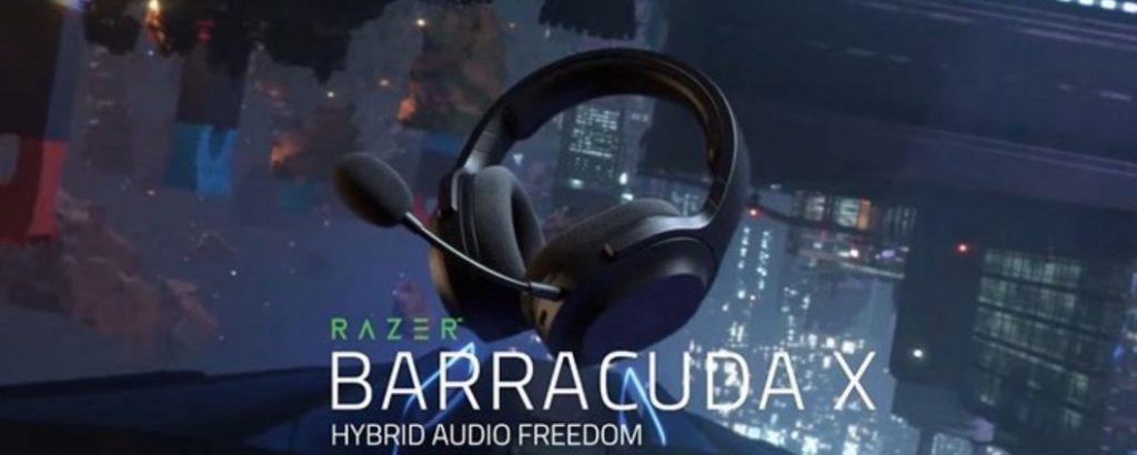 Razer Barracuda X - designed for all devices