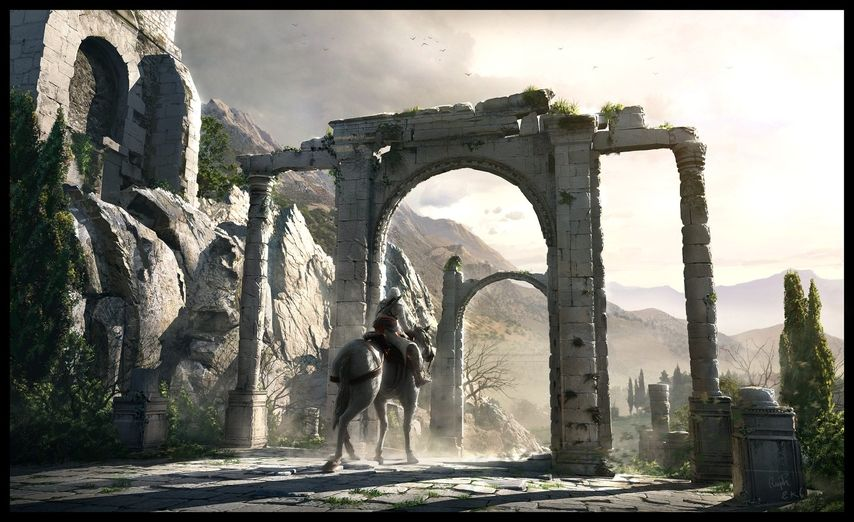 After 16 years and 8 games of Assassin's Creed, Raphael Lacoste leaves Ubisoft