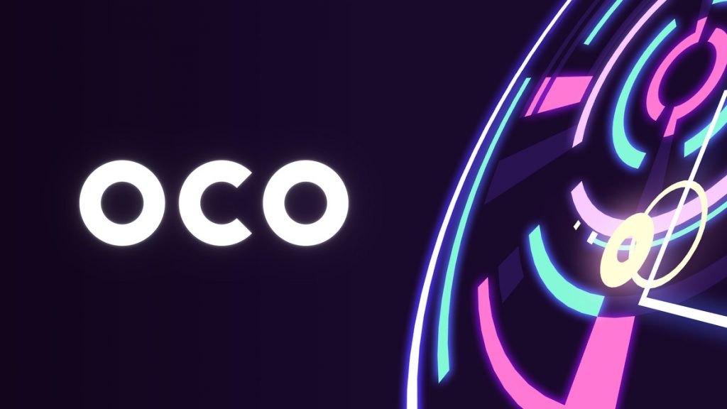 """The minimalist puzzle platformer """"OCO"""" arrives on Steam for PC and Mac on August 12, 2021."""