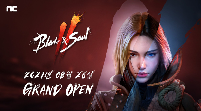 Blade & Soul II - Blade & Soul II launches August 26 in South Korea on mobile and PC platforms