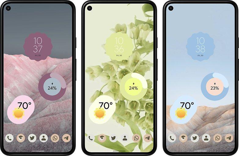 Android 12 Widgets 2