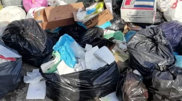 Hazardous waste dumped into the forest, businesswoman complaint - Chronicle