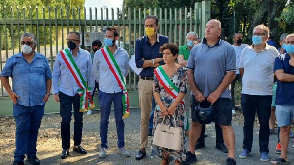"""Negative, the protest against Virginia Raggi rises in Albano: """"Discharge responsibility and problems outside the Gra"""""""