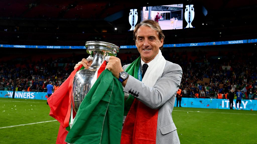 Euro 2021 - Triumph of Italy - Return of the game and end of I: The euro revolution?