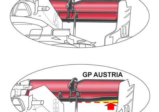 F1, 2021 Austrian GP: Ferrari unloads SF21 for the race