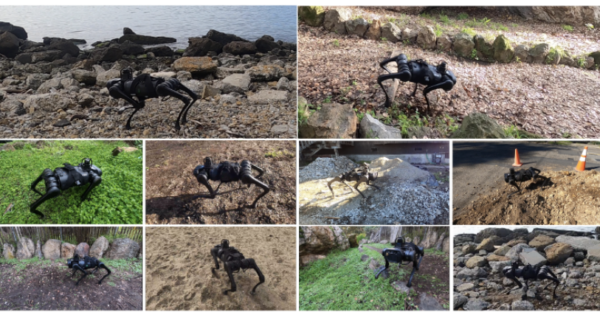Facebook Introduces Robo-Dog That Is Nearly Impossible To Stop