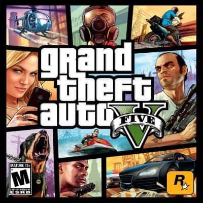 Grand Theft Auto 5 GRAND THEFT AUO 2021 for all devices