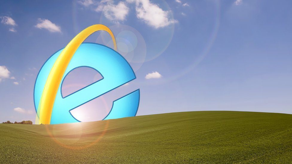 Internet Explorer ends next year, do you remember the first versions?