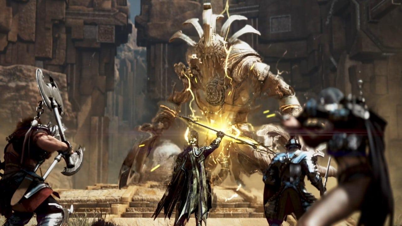 Black Desert Online, first cooperative Dungeon miniature announced