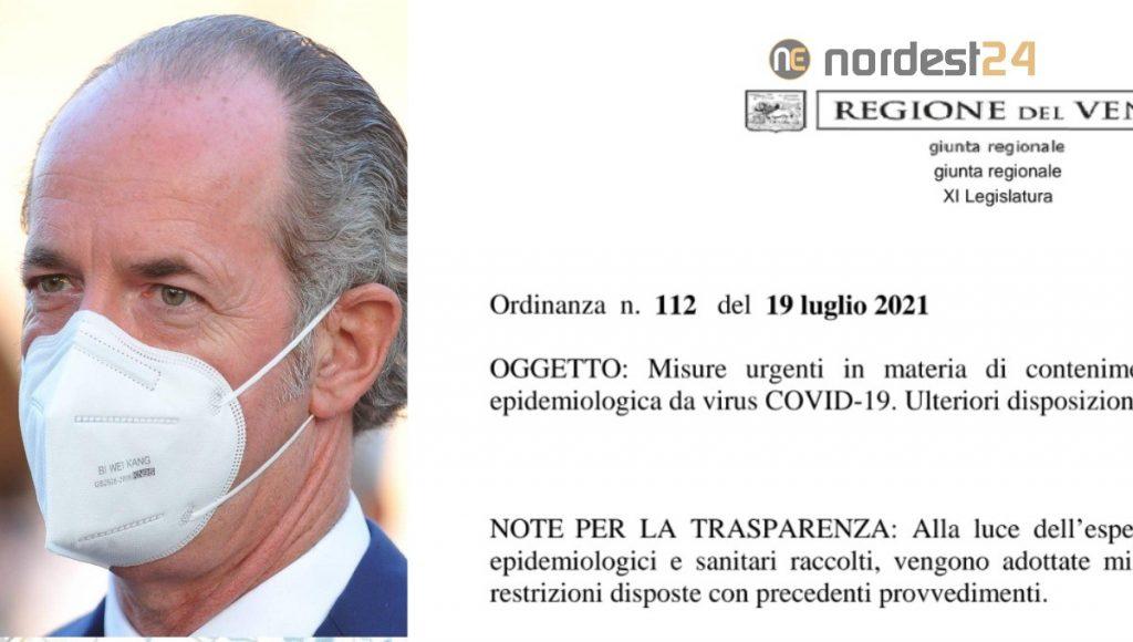 New Zaia Ordinance: compulsory platforms at Venetian airports - DOWNLOAD PDF