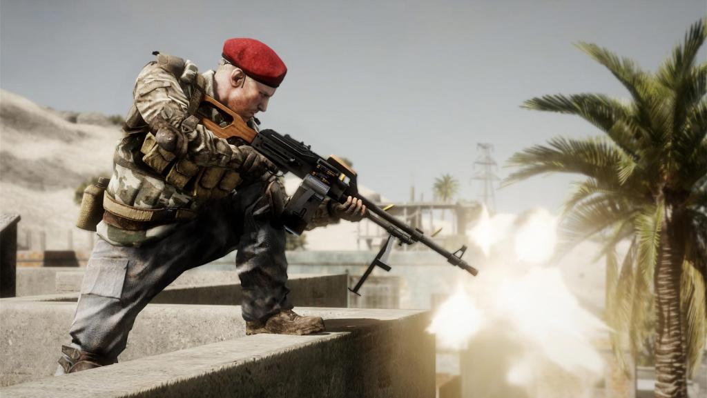 Battlefield Bad Company 2 game