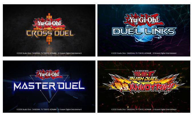 Three new Yu-Gi-Oh!  on PCs, consoles and mobile devices