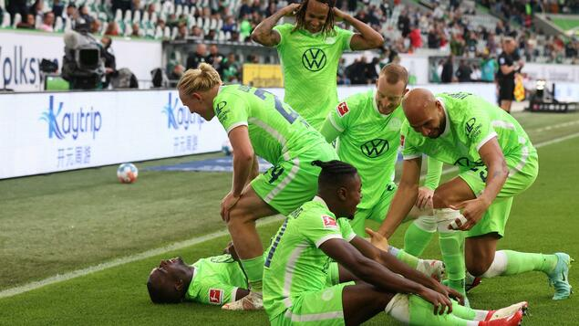 1-0 win against RB Leipzig: VfL Wolfsburg back to the top - sport