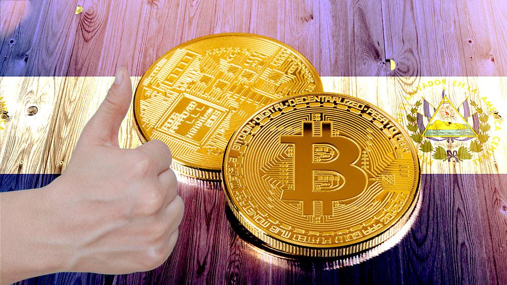 adopción bitcoin el salvador aprueba bank of america