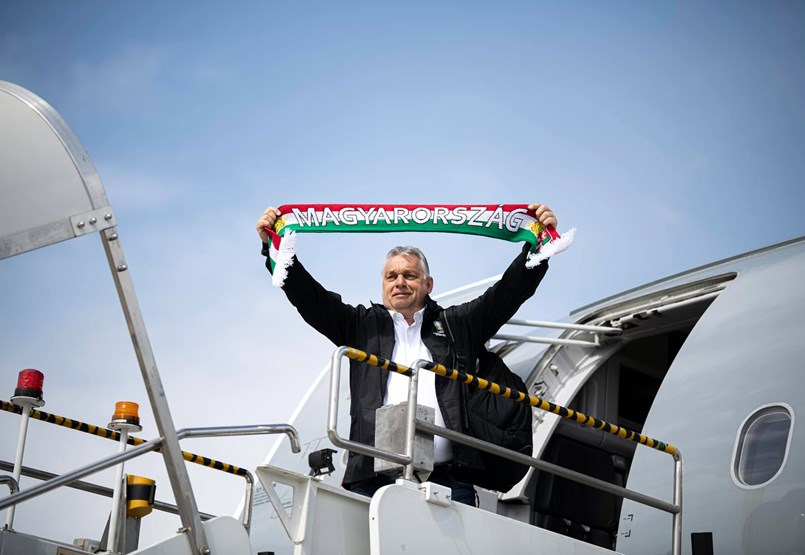 """""""Viktor Orbán has become a symbol of the extreme right in Europe"""""""