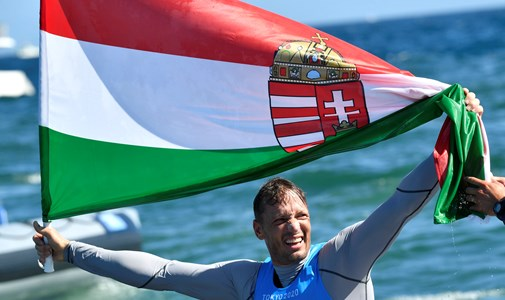 Zsombor Berecz in silver medal sailing, the Hungarians stored in the men's kayak king category - minute by minute on the Tokyo Olympics