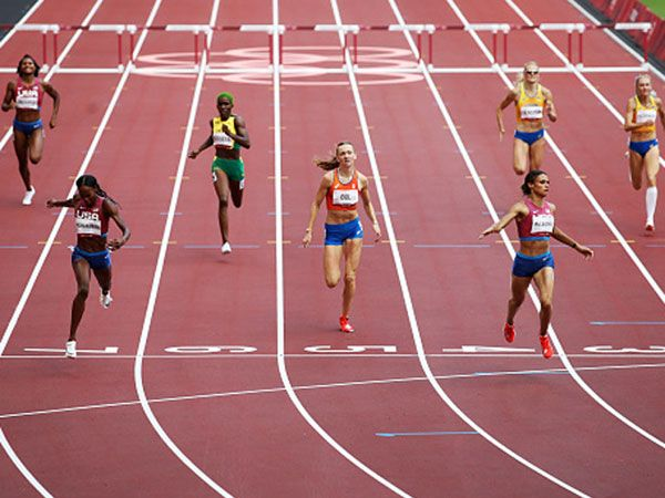 The pinnacle of technology: the explanation for the amazing results in athletics