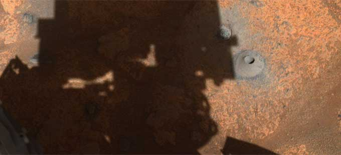 A key milestone in the search for life on Mars has been completed.  But,