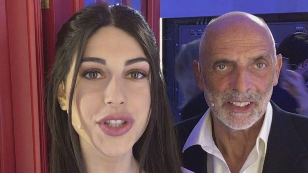Maria Laura de Vitis unloads Paolo Brosio for rapper Lollo G