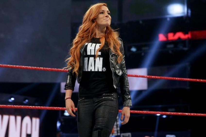 """WWE: Registrato il marchio """"The Man"""" legato a Becky Lynch"""