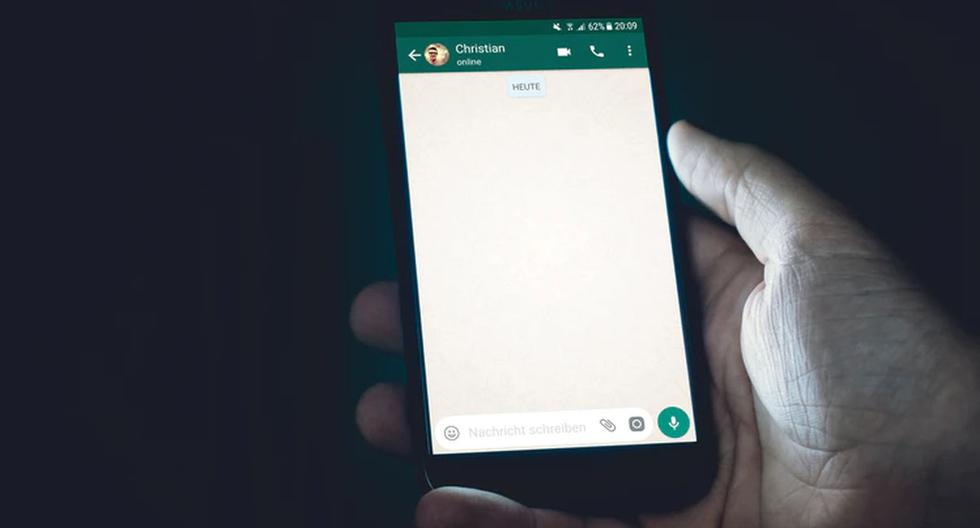 WhatsApp: The trick of the app to create a chat where only you are |  Android |  iOS |  iPhone |  Applications |  Apps |  Smartphone |  Cell phones |  Viral |  United States |  Spain |  Mexico |  Colombia |  Peru |  nnda |  nnni |  SPORTS-PLAY