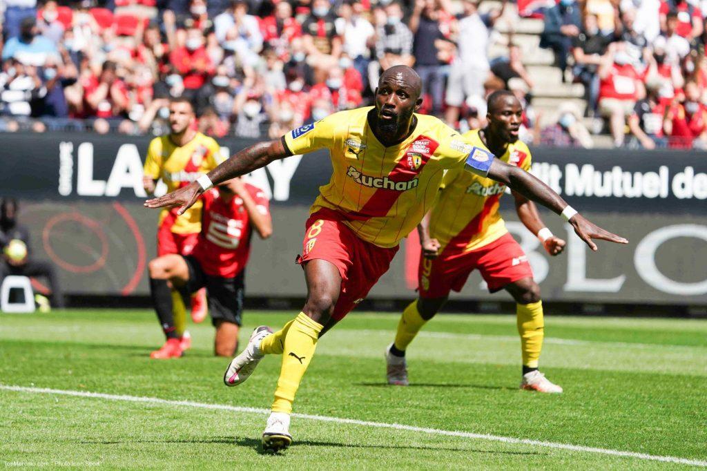 Seko Fofana, Lens Rennes