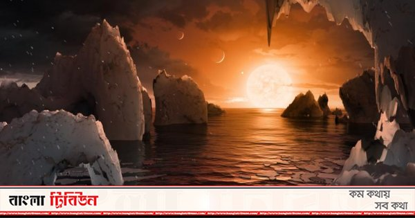 Discovery of 6 Earth-shaped planets, the possibility of the existence of life
