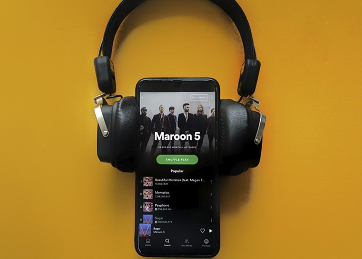 Requirements to download music to Spotify