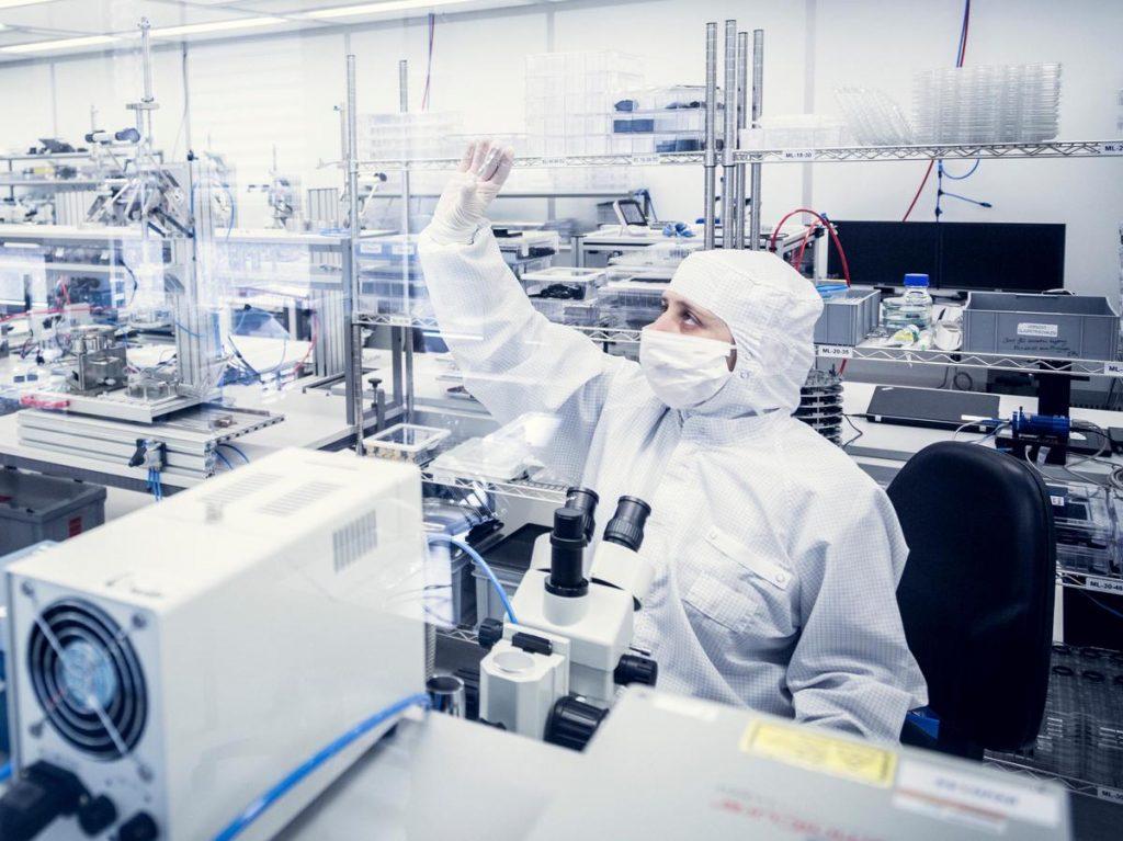 Zurich's development in China's prestigious cell phone: Dietikon's super glasses