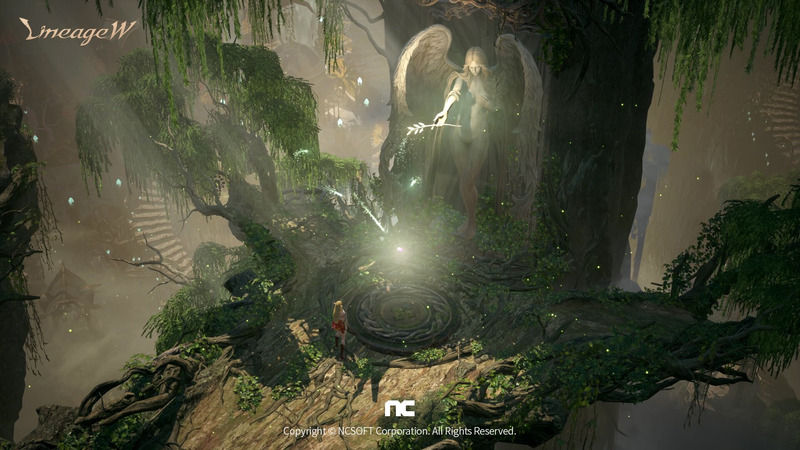 """Lineage W - NCsoft presents Lineage W: """"Definitive version of the global MMORPG"""""""