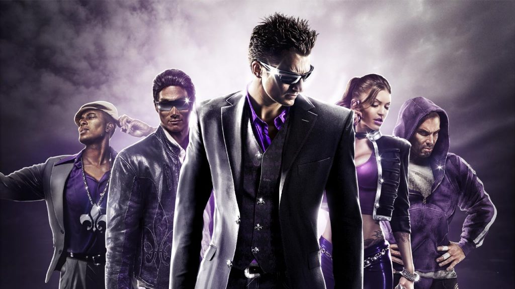 Saints Row has released an entirely new reboot version of the game!
