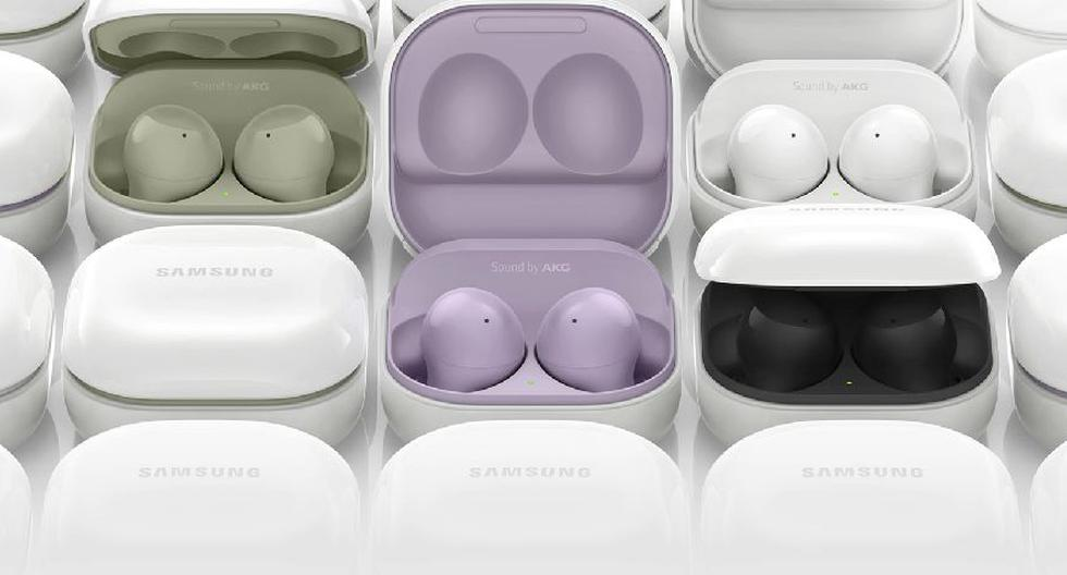 Samsung Galaxy Buds2: look at everything that the packaging brings in this unboxing |  Mexico |  Spain |  SPORTS-PLAY