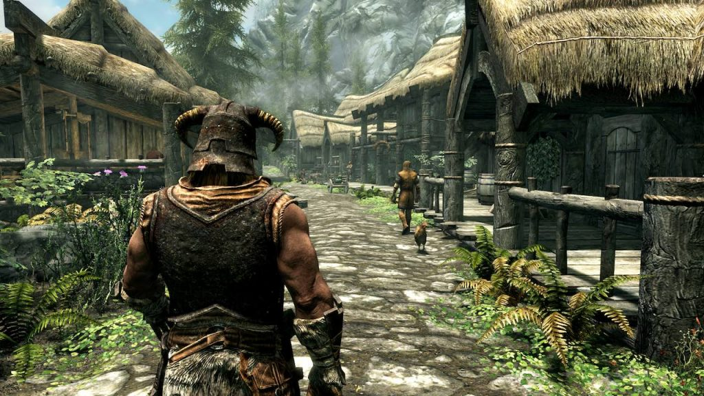 """The """"No Skyrim"""" mod for the PC version of """"Skyrim SE"""" has been removed from Nexus Mods.  A full-length joke that makes the game """"unplayable"""" Mod 