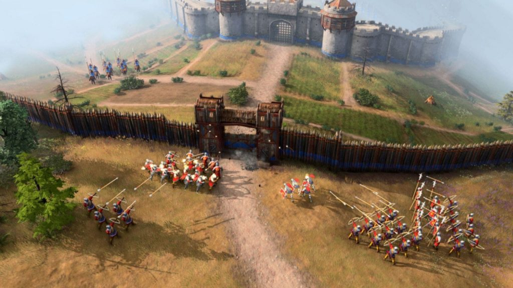 Age of Empires IV: Closed Beta Launch Tomorrow!     Xbox one