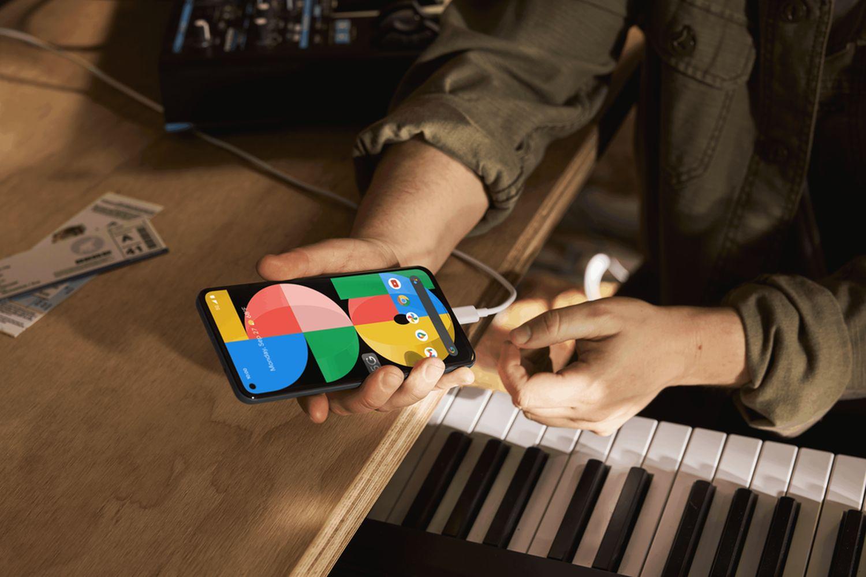 pixel 5a 5g smartphone