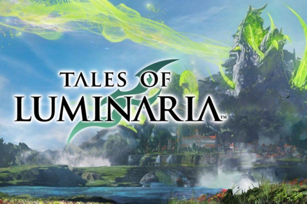 Tales of Luminaria Bandai Namco