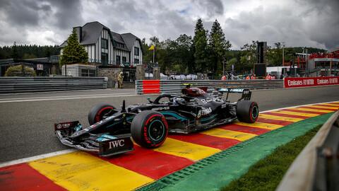 "Bottas, Mercedes ""unloads"" for a previous Belgian GP"