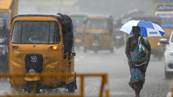 Heavy rain with thunder and lightning in 7 districts - check your district