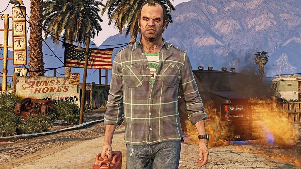 Download GTA 5 Grand Theft Auto for free Direct link from Mediafire Grand Theft Auto V New content updates